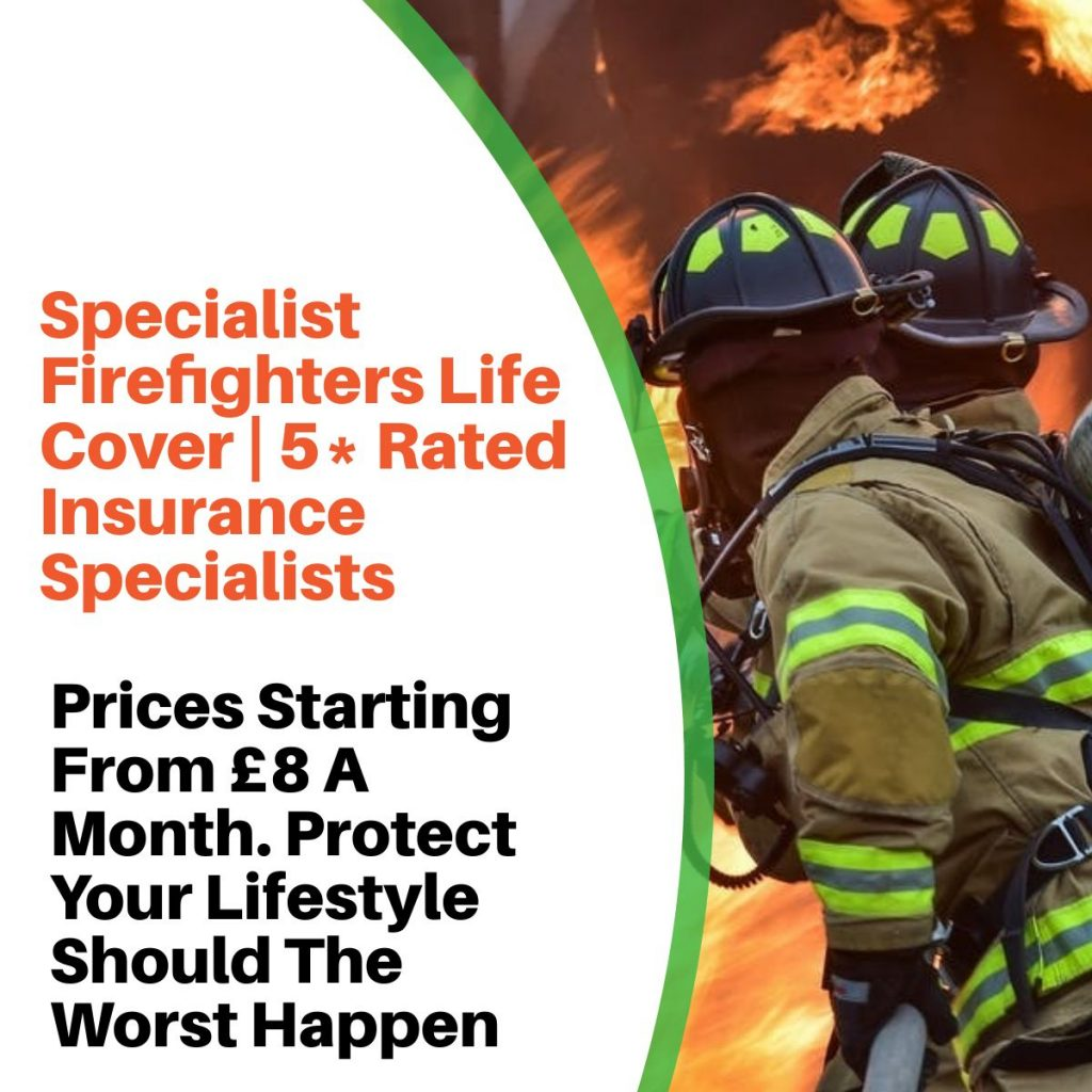 firefighters life insurance