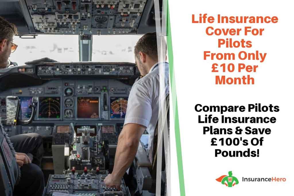 Commercial Pilot Life Insurance