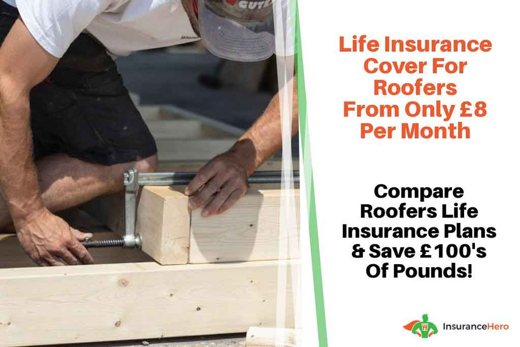 roofers life insurance