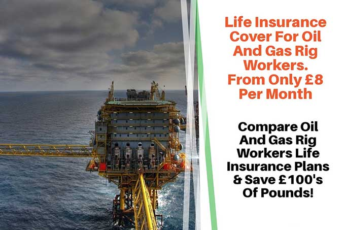 oil rig worker life cover img