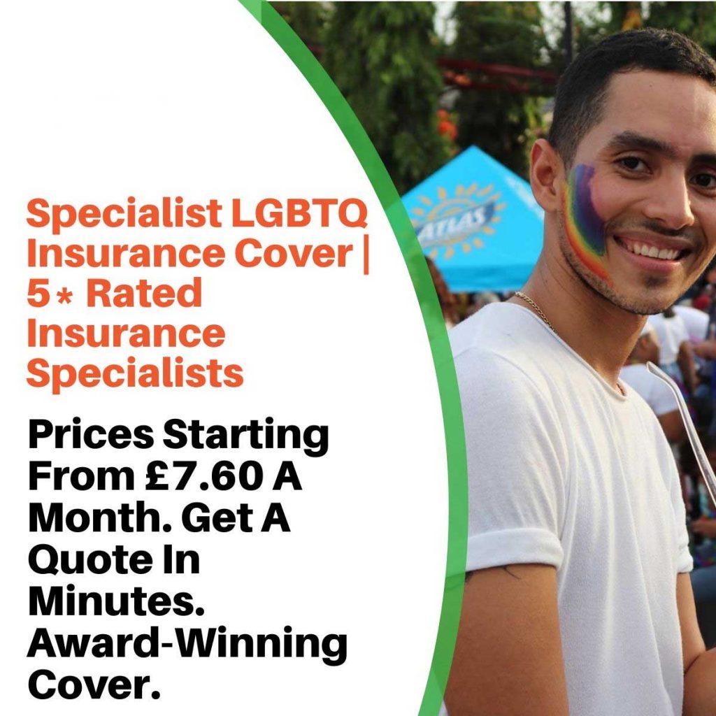 gay lgbtq life insurance