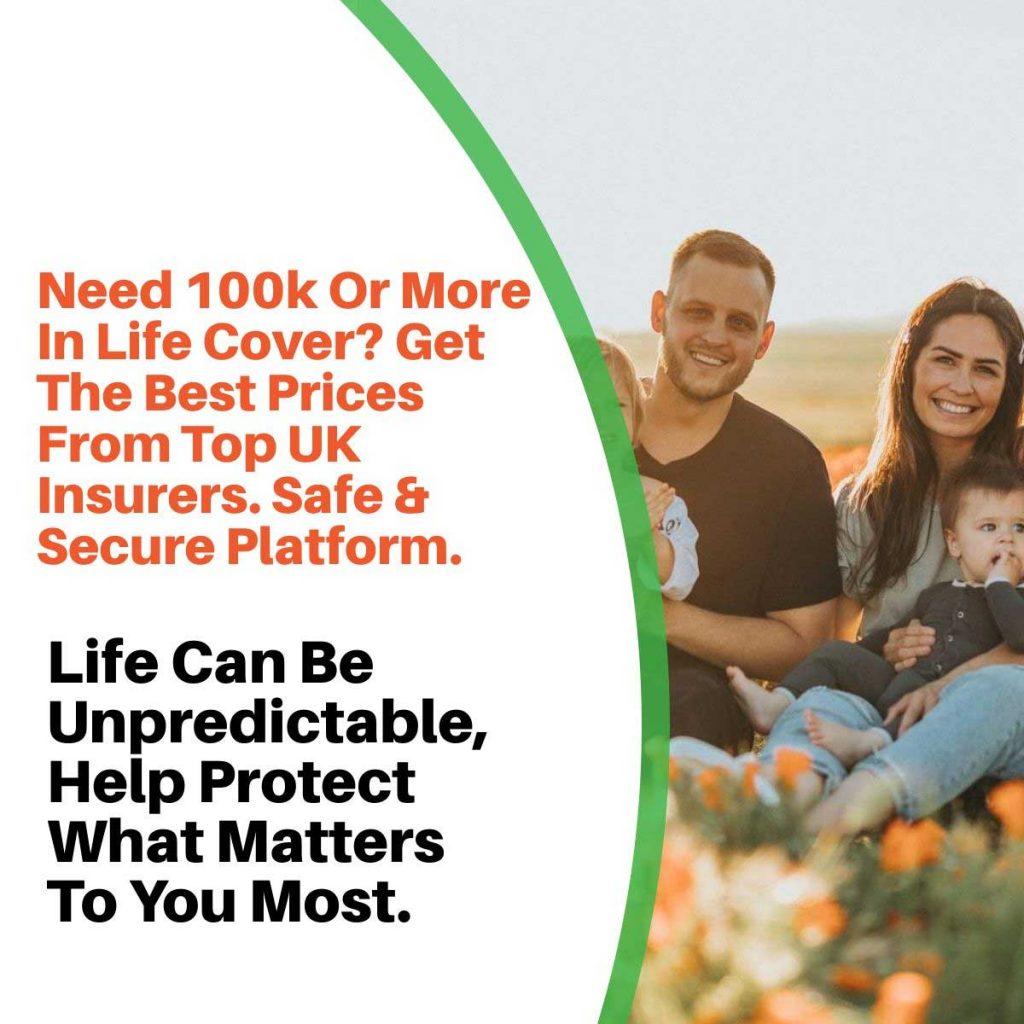 100 000 life insurance