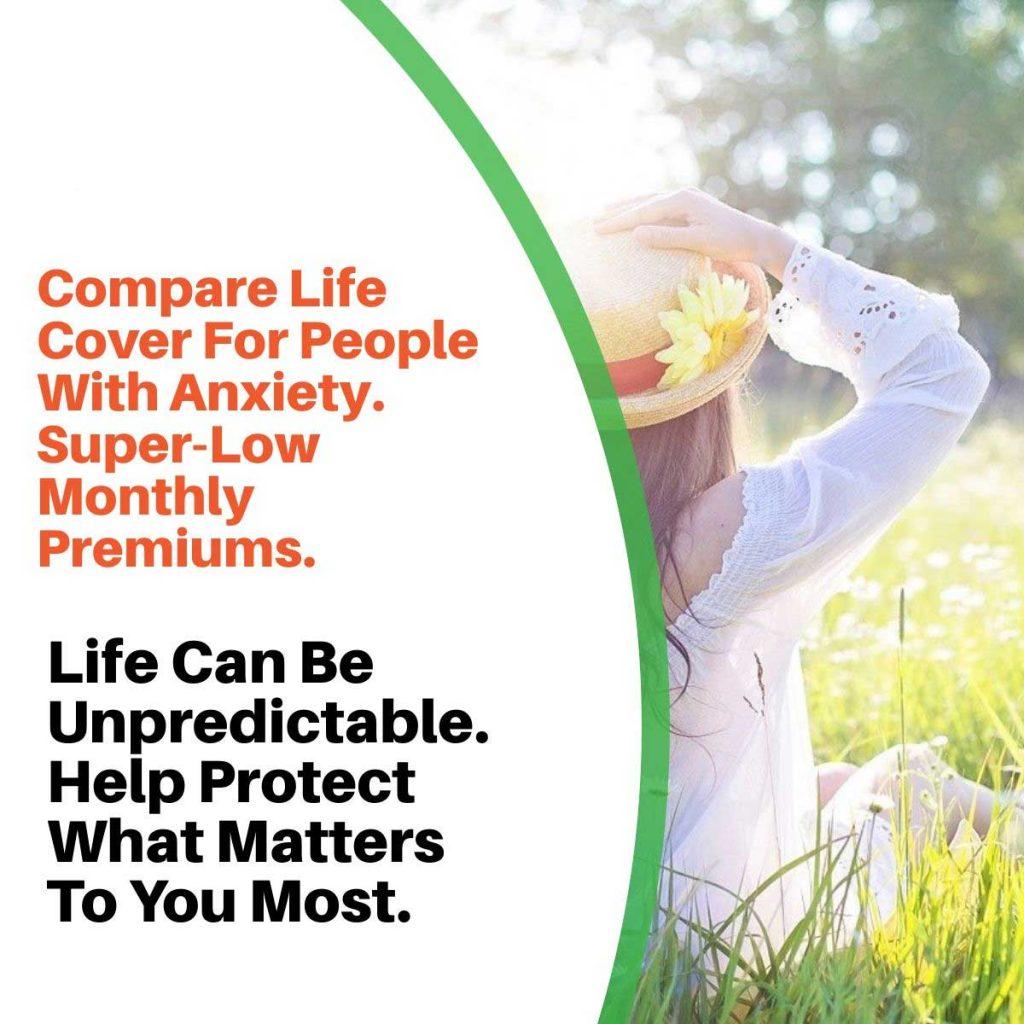 anxiety life insurance