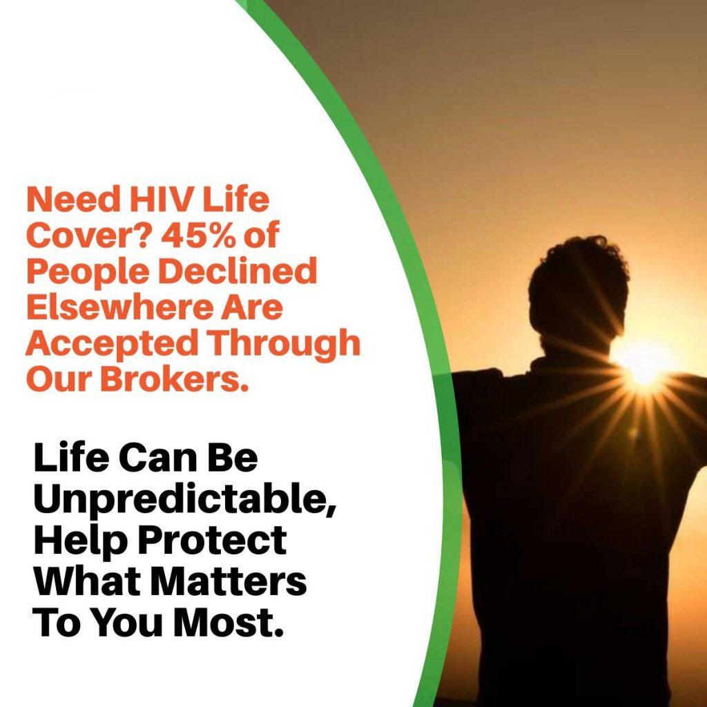 hiv life insurance