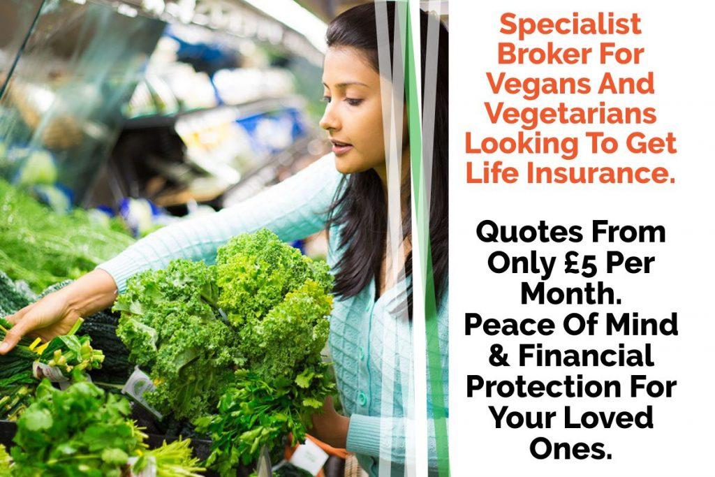 vegan life insurance