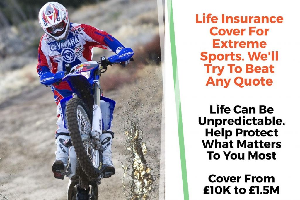 life insurance for extreme sports