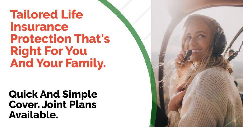 life insurance for pilots uk