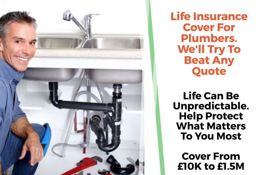 life insurance for plumbers