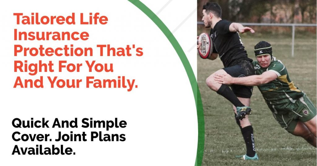 life insurance for rugby players