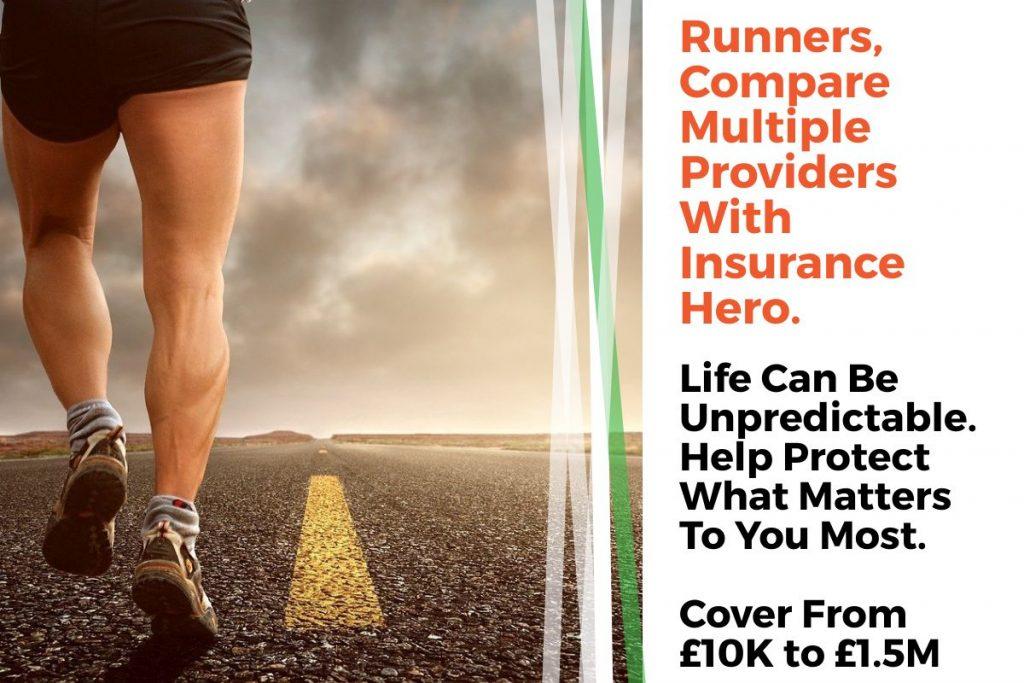 life insurance for runners