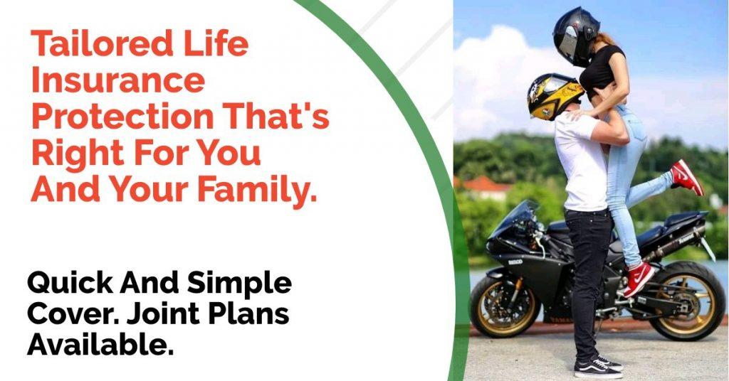 motor biker life insurance
