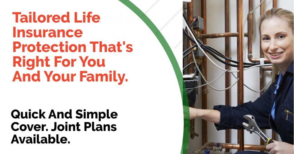 plumbers life insurance