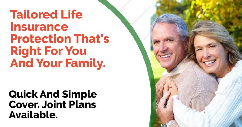 life cover for retired people