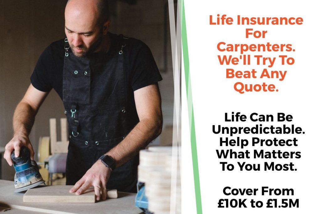 carpenters life insurance