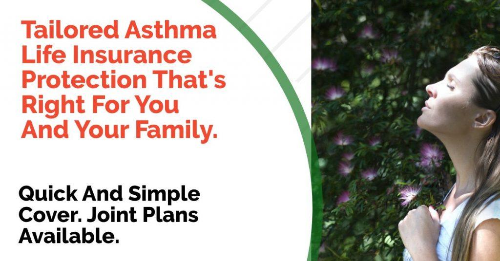 life insurance asthma sufferers