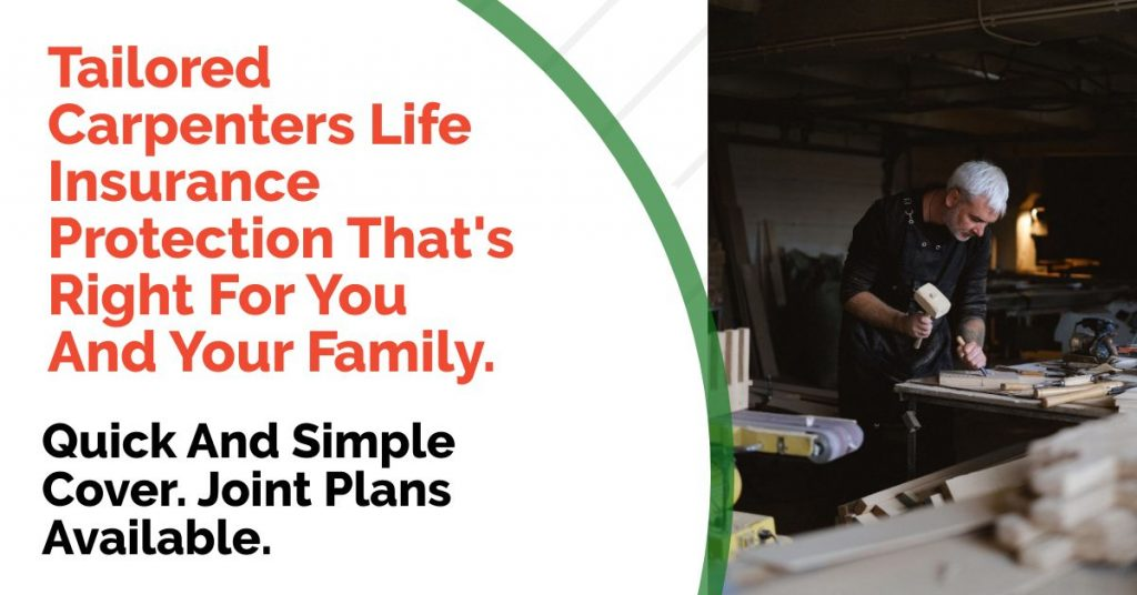 life insurance for carpenters