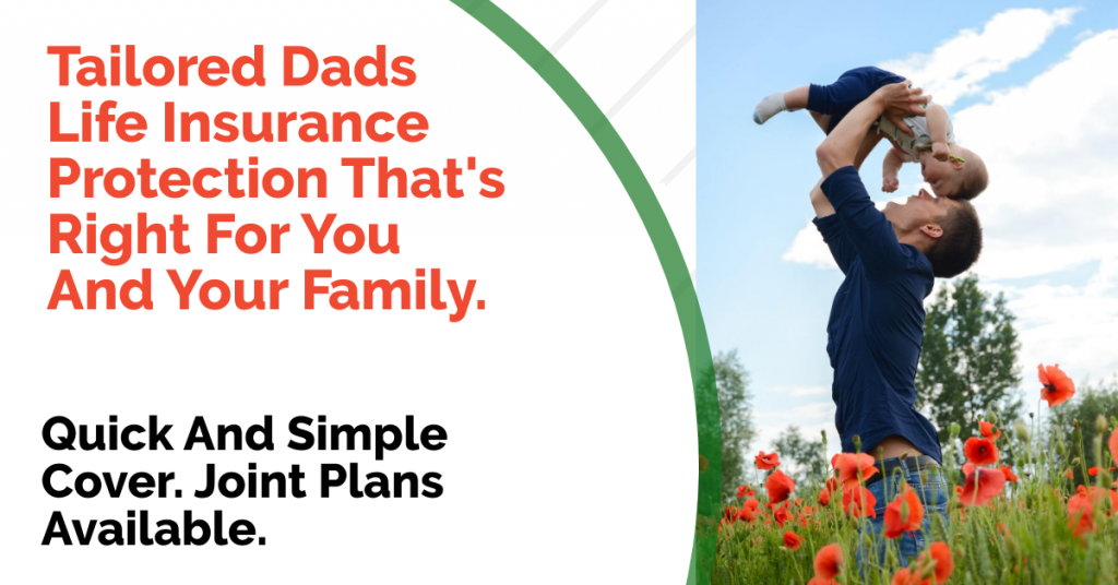 life insurance for single dads