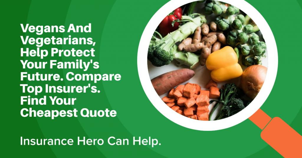 vegetarian life insurance
