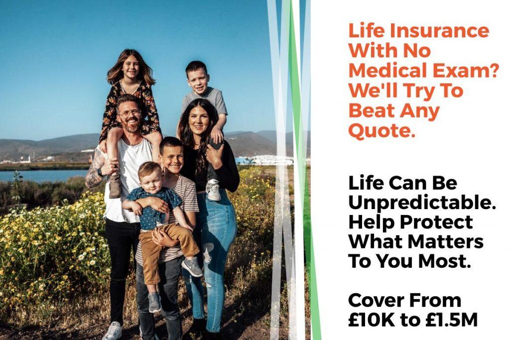 life insurance no medical exam
