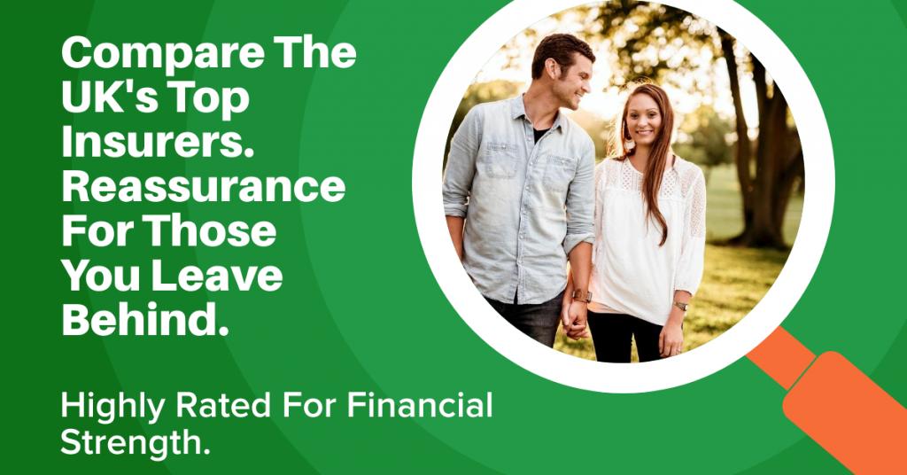 life insurance average cost UK