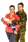 military life insurance photo