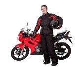 motor cyclist life insurance photo